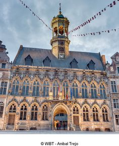 Town Hall of Mons. Mons 2015 European Capital of Culture. In 2015, Town Hall, Louvre, Culture, City, Travel, Travel Magazines, Cultural Events, Elopements