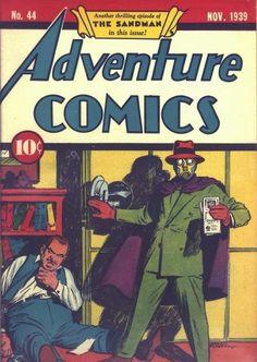 Adventure Comics #44