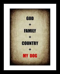 DOG PRINT Wall Decor Various Sizes Dogs Chihuahua Golden Retriever | Home & Garden, Home Décor, Posters & Prints | eBay!
