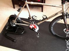 Review of CycleOps Silencer vs. Wahoo KICKr Indoor Trainer