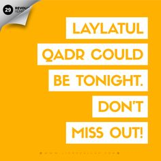 It's better to engage in ibaadah in all last ten nights of the holy month of Ramadan! Dua For Ramadan, Ramadan Start, Preparing For Ramadan, Ramadan 2016, Ramadan Tips, Islamic Images, Islamic Love Quotes, Ramadhan Quotes, Book Qoutes