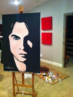 I will be performing next weekend at a Hollywood Red Carpet Charity event for the The Vampire Diaries star Ian Somerhalder foundation. #VampireDiaries #Art