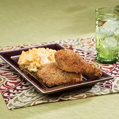 Herb-Marinated Fried Chicken - Southern Lady Magazine