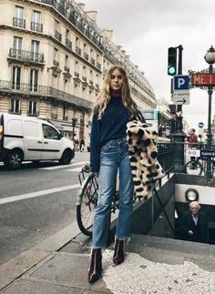 55 Fall Street style Outfits to Inspire You Outfit Outfit Mode Outfits, Fashion Outfits, Womens Fashion, Fashion Trends, Fashion Ideas, Fashionable Outfits, Night Outfits, Fashion Lookbook, Fashion Bloggers