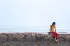 ボクの旅 / 夏 / 沖縄 / 女の子 / 海 /夏休み