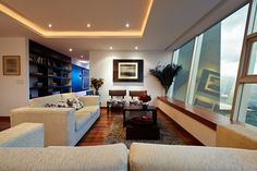 Contemporary Living Room Design Ideas (Search 100's of Contemporary Living Room Photos)Table of Contents for the Book Ultimate Guide to Building Decks