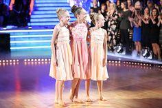 MADDIE ZIEGLER, BRYNN RUMFALLO AND JAYCEE WILKINS ON DANCING WITH THE STARS