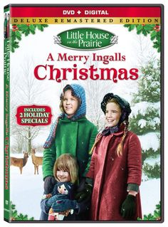 L. Little House on the Prairie: A-Merry-Ingalls-Christmas