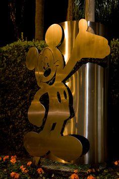 """IMG_3563 LR edit"" by StevenC_in_NYC on Flickr - Mickey, Magic Kingdom Parking Lot, Walt Disney World, Orlando, Florida."