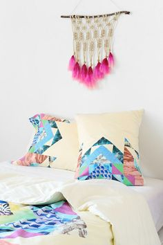 Fimbis For DENY Clarice Pillowcase - Set Of 2 #urbanoutfitters