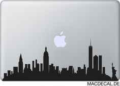 Manhattan ist atemberaubend. Ein blick auf die Skyline eine andere Welt. Mit unserem #Macbook Sticker Manhattan bekommen alle #NYC Fans etwas für Ihren Mac.  http://www.macdecal.de/macbook-sticker-staedte/macbook-sticker-manhattan.html