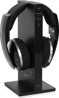 NEW Sony MDR-DS6500 Premium Wireless Surround Digital Audio Headphones  (MDRDS6500) Review Sport 92dd38454d51