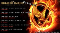 The Hunger Games Workout! Want to see more workouts like this one? Follow us here.