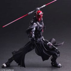 Square Enix Drops Their Awesome Darth Maul Variant Figure. Gimme gimme gimme!