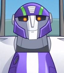Images of the voice over actors who play the voice of Blurr from the Transformers franchise.