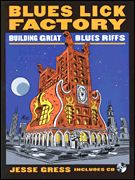 Blues Lick Factory (Softcover with disk)