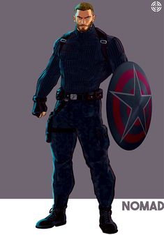 Capitán América Posible traje en Avengers Infinity War