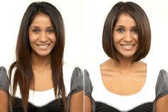 Wählen Sie eine Frisur für Gesichtsform: Choose A Frisur Das Passt Sie ~ frauenfrisur.com Frisuren Inspiration