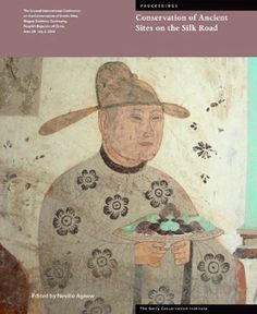Conservation of Ancient Sites on the Silk Road (2010) and 250 free art books I heard