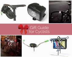 Gift guide for cyclists