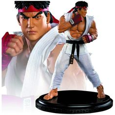Street Fighter Ryu 1:4 Scale Statue