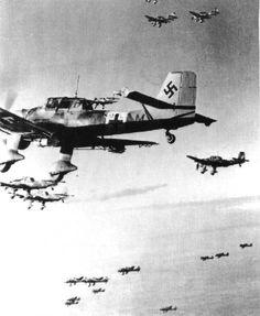WW2 - Junkers Ju 87