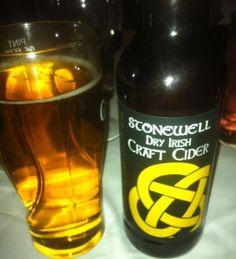 Stonewell Irish Craft Cider - simply stunning!!!