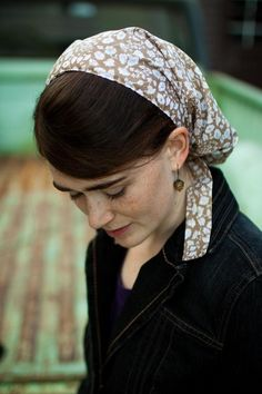 picnic headscarf