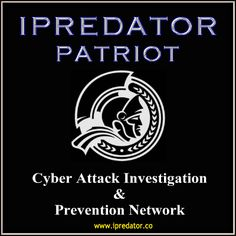 iPredator Team is a network of citizens, professionals & organizations supporting iPredator Inc.'s cyber attack investigation and education initiatives. The team is a cyber attack investigation network and members can choose to become iPredator Advocates, iPredator Patriots or iPredator Legion. There is no cost to join and the only requirement is a shared passion to stop the growth of online victimization to children and other vulnerable segments of society.