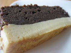 Rick Bayless' Choco-Flan Summer Desserts, Just Desserts, Delicious Desserts, Yummy Food, Impressive Desserts, Sweet Desserts, Chocoflan Recipe, Yummy Treats, Sweet Treats