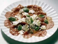 Carpaccio ist ein Rezept mit frischen Zutaten aus der Kategorie Rind. Probieren Sie dieses und weitere Rezepte von EAT SMARTER!