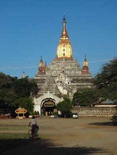 Bagan Pagoda.