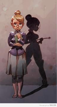 librarian shadow