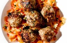 Easy pork meatballs: Just add your favorite sauce