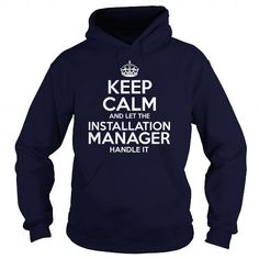 Awesome Tee For Installation Manager T-Shirts, Hoodies, Sweatshirts, Tee Shirts (36.99$ ==► Shopping Now!)
