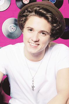 Brad Simpson: look at that cheeky smile