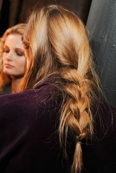 LE FASHION BLOG HAIR MESSY BRAIDS RAG BONE FW 2011 WIDE 3 photo LEFASHIONBLOGHAIRMESSYBRAIDSRAGBONEFW2011WIDE3.png