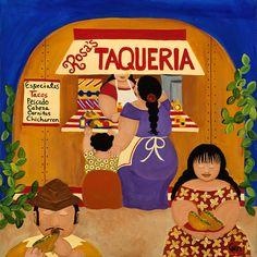 Rosa's Taqueria  Arizona