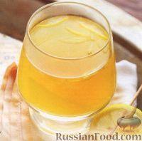 Фото к рецепту: Пунш яблочно-цитрусовый
