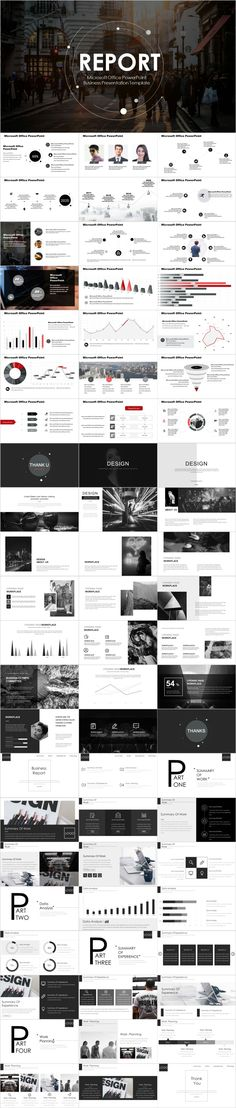 3 In 1 gray report design PowerPoint Professional Powerpoint Templates, Microsoft Powerpoint, Powerpoint Presentation Templates, Keynote Template, Slide Design, Tool Design, Ppt Design, Design Art, Presentation Software