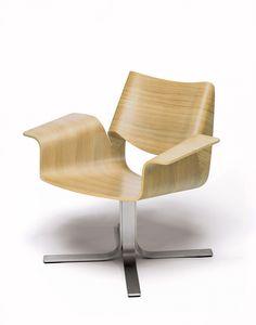 Buttercup chair. Bent plywood #modern #design