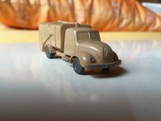 Wiking_670:1_Magirus_Mullwagen, #Wiking #Modellautos #ModelCars 1:87 #H0 #Magirus Magirus LKW Wiking Autos Wert