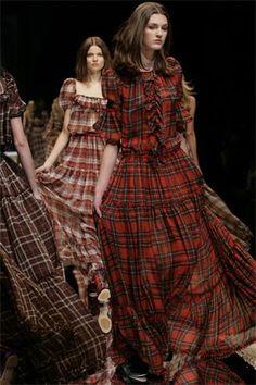 D&G Fall 2008 Ready-to-Wear Fashion Show