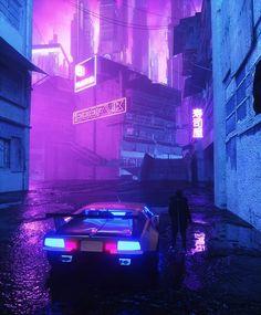 Brazzers British cop Elicia Solis entraps some big cock Cyberpunk Aesthetic, Cyberpunk City, Arte Cyberpunk, Cyberpunk Fashion, Cyberpunk Games, Cyberpunk 2077, Neon Light Wallpaper, Purple Wallpaper, Retro Wallpaper