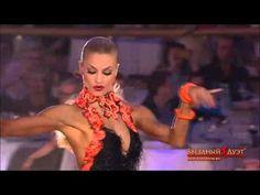 (16) Riccardo Cocchi & Yulia Zagoruychenko - Samba - YouTube