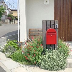 Japanese Plants, Mailbox, Home And Garden, Room Decor, Exterior, Outdoor Decor, House, Post Box, Annie Sloan