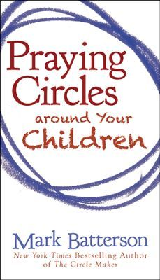 """""""Praying Circles Around Your Children"""" by Mark Batterson. This book was recommended by a MOPS speaker as a short, easy read. It's less than $1.50 at christianbook.com!"""
