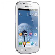 Samsung - Galaxy Trend Plus white 3G älypuhelin Yks puhelin vaihtoehto