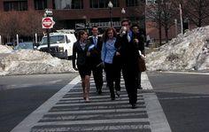 #Boston Ranked America's Biggest Walking City
