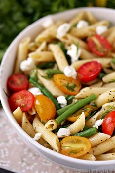 Pasta has always been one of my favorite dishes, so I thought I would kick things off with a fresh and zesty pasta that is perfect for the New Year! The simplicity of this dish is amazing, but it ...